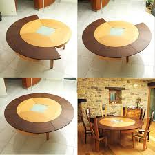 Ideas For Expanding Dining Tables Extraordinary Idea Expanding Dining Table Innovative Ideas 30