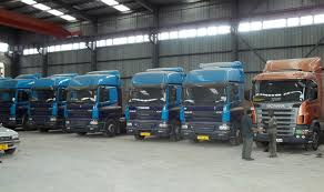 used trucks six of the top export destinations for used trucks from the uk