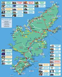 Stirling Scotland Map Isle Of Harris