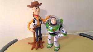 story signature collection woody buzz lightyear