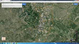 Map Of Austin Austin Texas Map