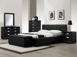 Italian Modern Bedroom Furniture by Beautiful Modern Black Bedroom Furniture Pictures Decorating