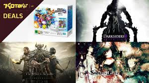 best black friday deals 2016 kotaku kotaku uk deals loads of pc game discounts wii u ps plus more