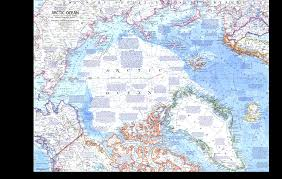 Arctic Ocean Map More Arctic Sea Ice Than 1971 The Deplorable Climate Science Blog