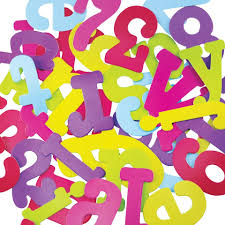 scrapbooking cutout letters u0026 numbers cleverpatch