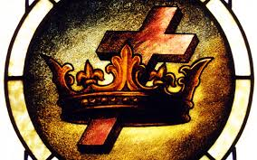 the secret rite the cross crown