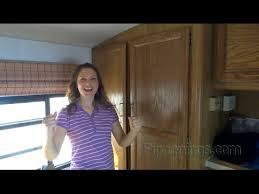 Cabinet Door Roller Catch by Fixing A Closet Door Roller Catch Youtube