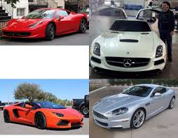 floyd mayweather car garage 14 athletes with the most amazing car collections