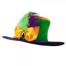 mardi gras hat costume purple mardi gras bowtie e4hats