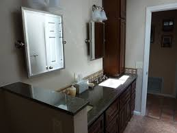 upper cabinets elevated or to granite top your choice c u0026 l