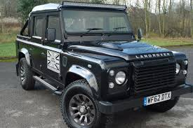 land rover pickup for sale used 2012 land rover defender 110 xs double cab pickup tdci 2 2
