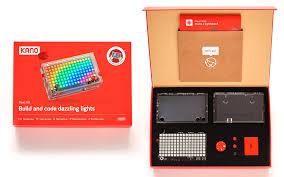amazon com kano pixel kit make u0026 code with light amazon launchpad