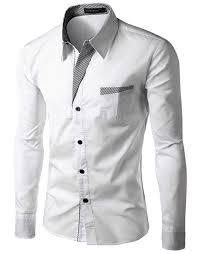 new fashion brand camisa masculina long sleeve shirt men slim