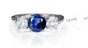 simple sapphire engagement rings simple beautifully created sapphire ring