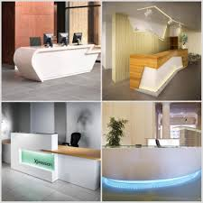Reception Desk Height by China High Quality Art Design Front Desk Countertop Reception