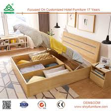 Mdf Bed Frame Modern China Foshan Malaysia Mdf Wooden Bedroom Furniture Set Wood