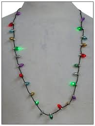lights necklace wholesale