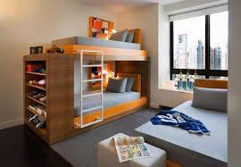 Bunk Beds For Small Spaces 30 Fresh Space Saving Bunk Beds Ideas For Your Home Freshome Com