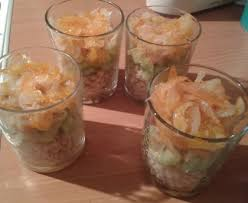 cuisiner le haddock fumé salade de blé haddock fumé et concombre recette de salade de blé