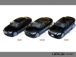 lexus gs430 autoart autoart 1 18 lexus is350 gs430 ls460