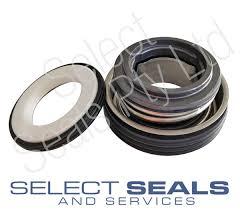davey dynajet pool pump mechanical seal select seals australia