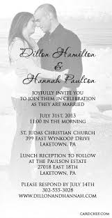 simple wedding invitation wording sle of wedding invitation gangcraft net