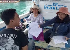 christmas island frigatebirds on jakarta bay birding tour