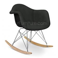 eames rocking chair cashmere