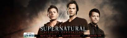 creation entertainment u0027s supernatural offical convention in