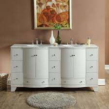 Bathroom Vanity Double by Silkroad Exclusive Pomona 72 Inch Double Sink Bathroom Vanity