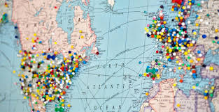 Saigon On World Map by Certified Translations Ho Chi Minh Sai Gon Translation Company