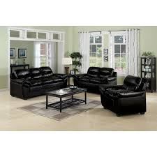 black leather living room set modern house the elegant black leather living room set with regard to your home