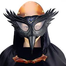 crow mask halloween popular bird nose mask buy cheap bird nose mask lots from china
