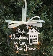 christmas gift for new christmas our home ornament new house ornament home ornament