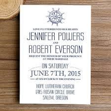nautical wedding invitations classic nautical wedding invitations at wedding invites