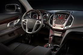 gmc yukon interior 2016 2016 gmc terrain review autoguide com news