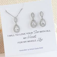 Wedding Gift Jewelry 58 Best Bridal Party Jewelry By Adriana Sparks Images On Pinterest