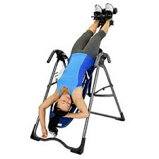 inversion table how to use how to use an inversion table for sciatica setup my home gym