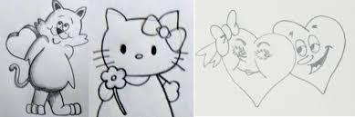 imagenes bonitas de te amo para dibujar dibujos a lápiz de amor dibujos fáciles para dibujar