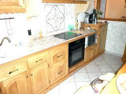 plan de travail carrelé cuisine plan de travail carrele beton cire sur carrelage plan de travail