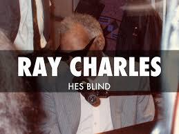 Little Richard Blind Rhythm And Blues By Caleb Blanchard