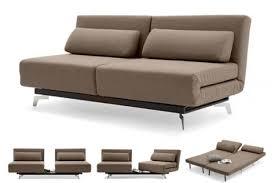 Convertible Sofa Bed Brown Contemporary Convertible Sofa Bed Apollo Bark The Futon Shop