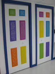 Six Panel Closet Doors Multi Colored Doors Search Boutique Ideas Pinterest