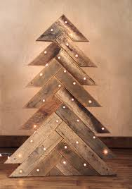 wooden christmas tree top 20 pallet christmas tree designs to pursue homesthetics