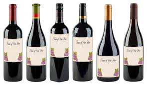 wine bottles 6 free printable wine labels you can customize lovetoknow