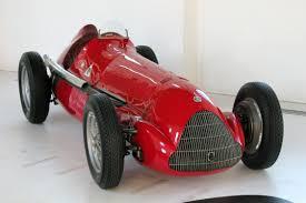 vintage alfa romeo race cars alfa romeo 158 museo casa enzo ferrari modena emilia romagna