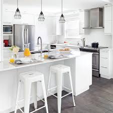 cuisine blanche et mur gris wunderbar photo cuisine blanche haus design