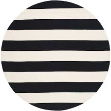 White Round Rug by Rug Mtk712d Montauk Area Rugs By Safavieh