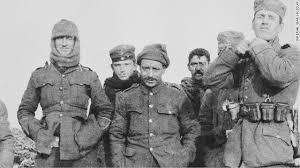 western front 1914 u2013 christmas truce u2013 1914 belfast child