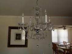 Hampton Bay 9 Light Chandelier Hampton Bay Lake Point 6 Light Chrome And Clear Crystal Chandelier